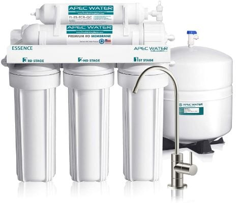 APEC ROES-50 Top Tier Reverse Osmosis System