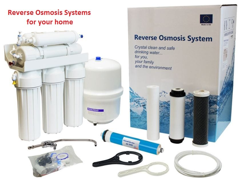 compare reverse osmosis systems