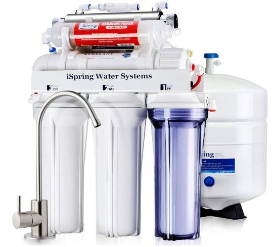 Best Reverse Osmosis System Reviews & Buying Guide