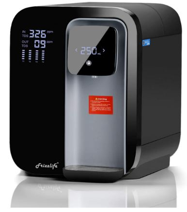 Frizzlife Reverse Osmosis Water Filtration System