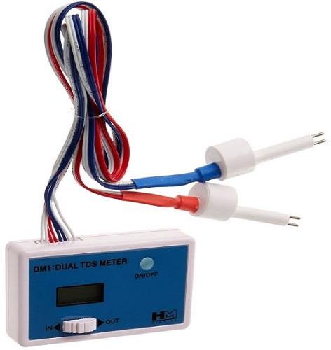HM Digital DM-1 In-Line Dual TDS Monitor