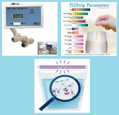 Water Quality reverse osmosis accessories