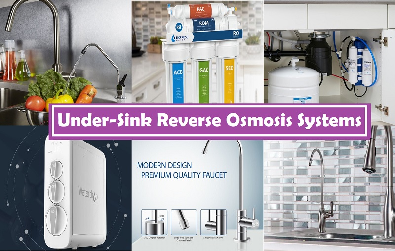 Best Under-Sink Reverse Osmosis Systems