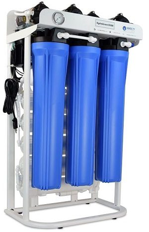 WECO HydroSense 0500GAC Reverse Osmosis Water Filter System