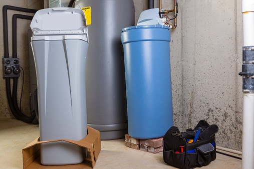 Water Softening Cleaners