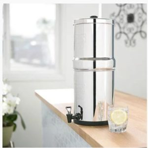 countertop water filter system