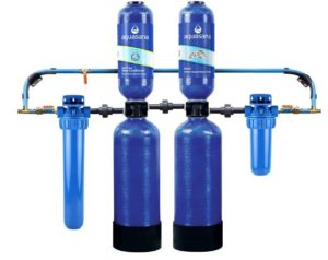 whole house water filtration and softener system