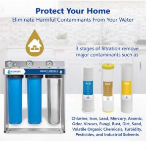 whole house well water filters