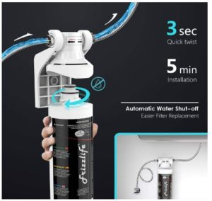which water filters remove lead