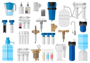 water filter system for lead