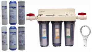 whole house water filter remove chlorine